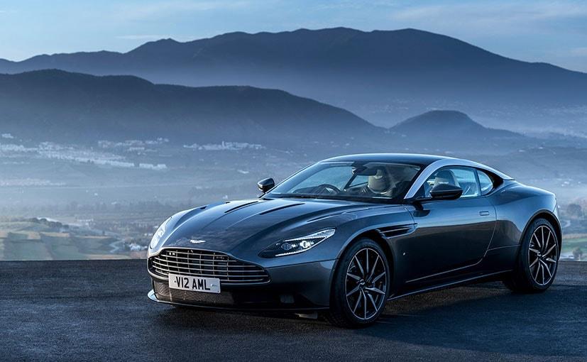 Aston Martin DB11 Geneva Motor Show