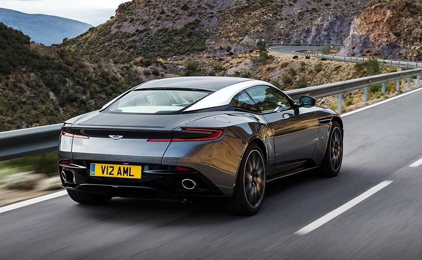 Aston Martin DB11 Performance