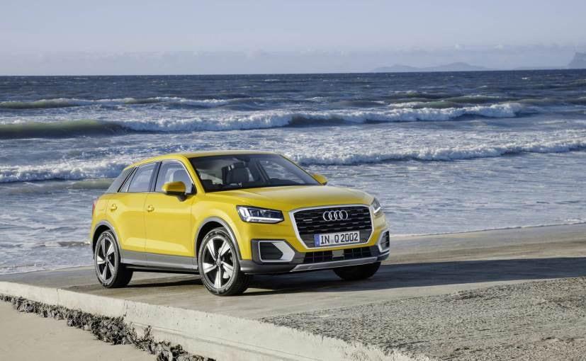 Audi Q2 Geneva Motor Show
