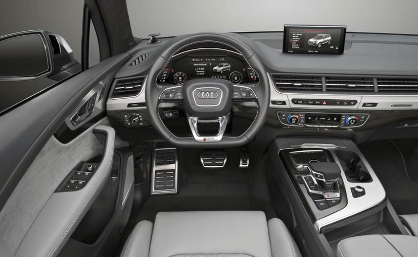 Audi Sq7 Revealed To Launch In India By 2017 Ndtv