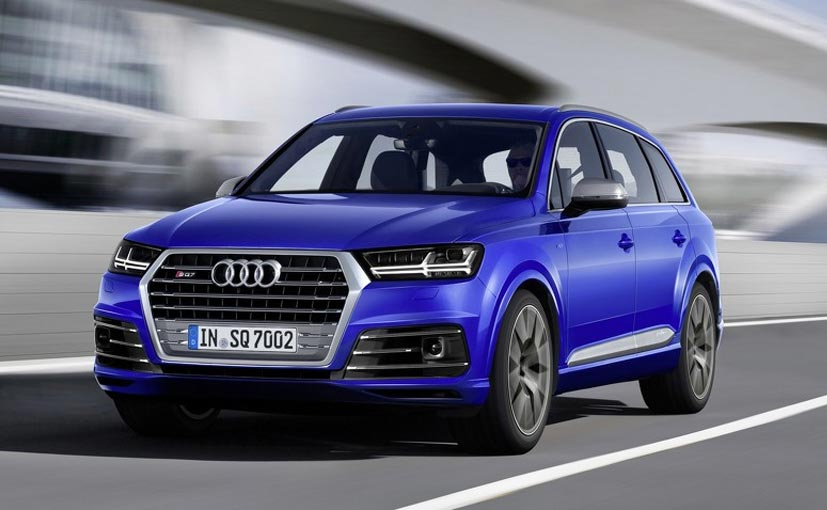 upcoming audi cars in india