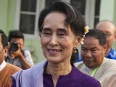 Aung San Suu Kyi Says She 'Hasn't Been Silent' Over Rohingya Crisis