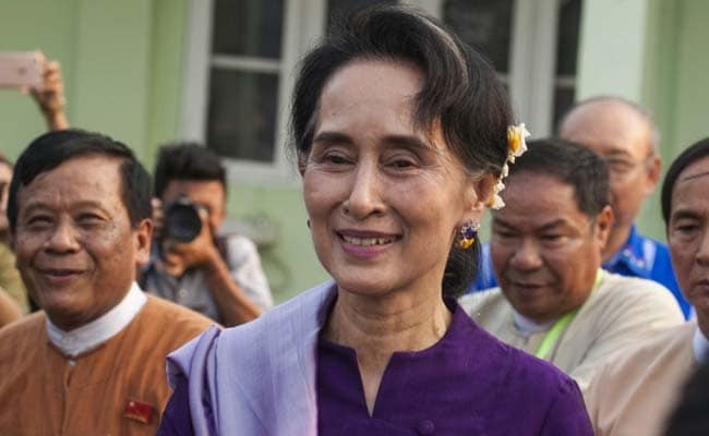 Aung San Suu Kyi's New Government Faces First Test At Myanmar By-Polls Today