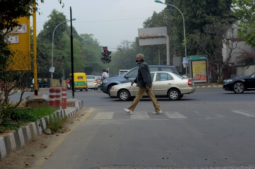 Amitabh Bachchan Painted Delhi PINK. No One Noticed?