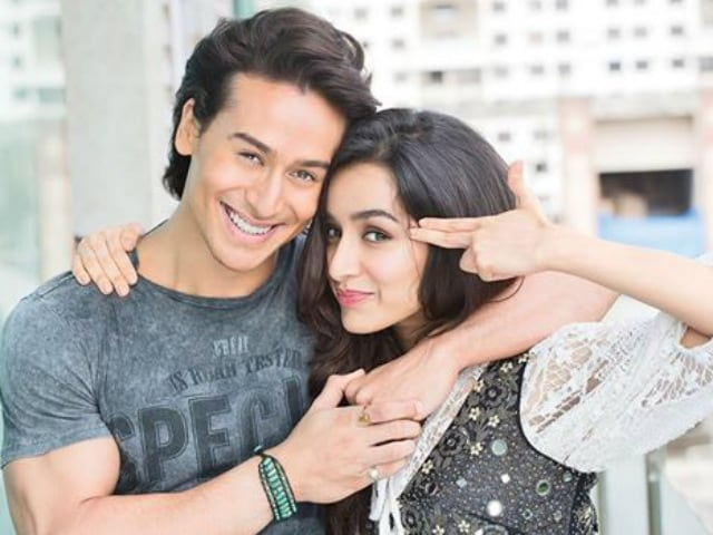 Shraddha Inspires to 'be a Rebel' in Baaghi Poster, Courtesy Tiger