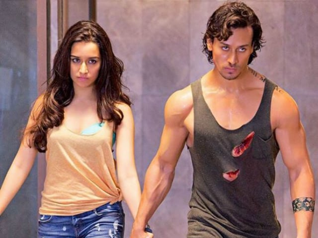 Shraddha Kapoor, Tiger Shroff in New Baaghi Stills Will Make Your Day