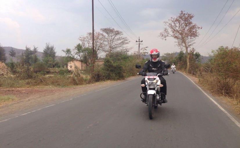 Bajaj V15 Commuter Motorcycle