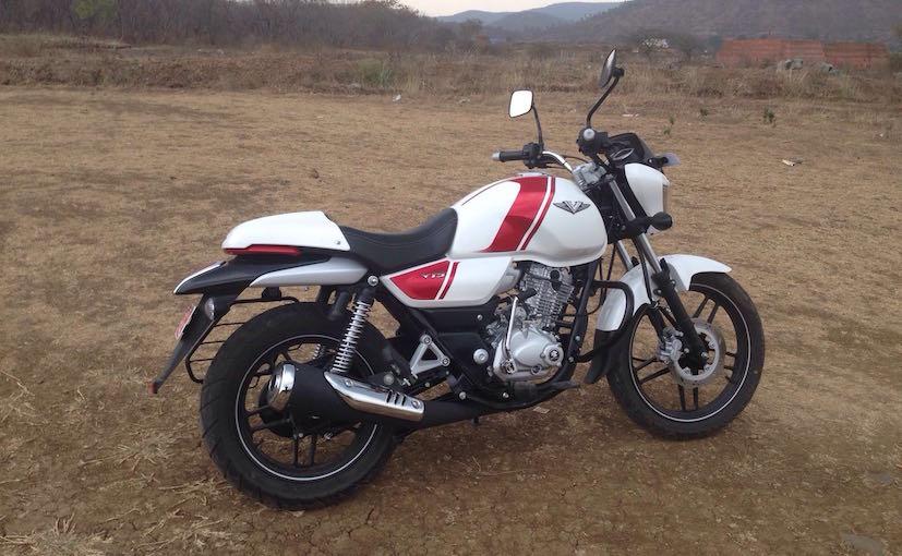 Bajaj V15 Looks