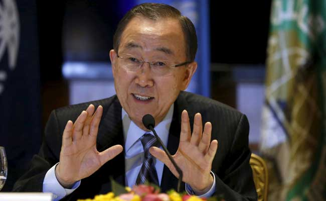 बान की मून ने कहा, संयुक्त राष्ट्र के नेतृत्व के लिए गुटेरेस शानदार विकल्प