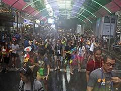 Bangkok Slaps Curfew On World's Biggest Water Fight Amid Drought