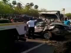 Bengaluru Doctor Crashes Mercedes Into 6 Cars, One Dead