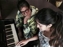 Amitabh Bachchan Says Granddaughter Navya's Twitter Account is 'Fake'