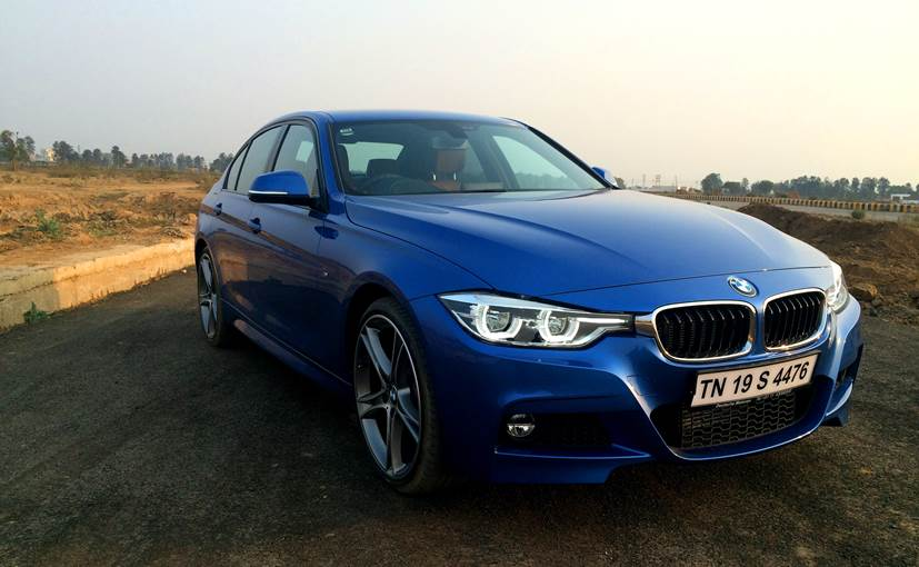BMW Series Facelift Review NDTV CarAndBike - Bmw 3 series colors
