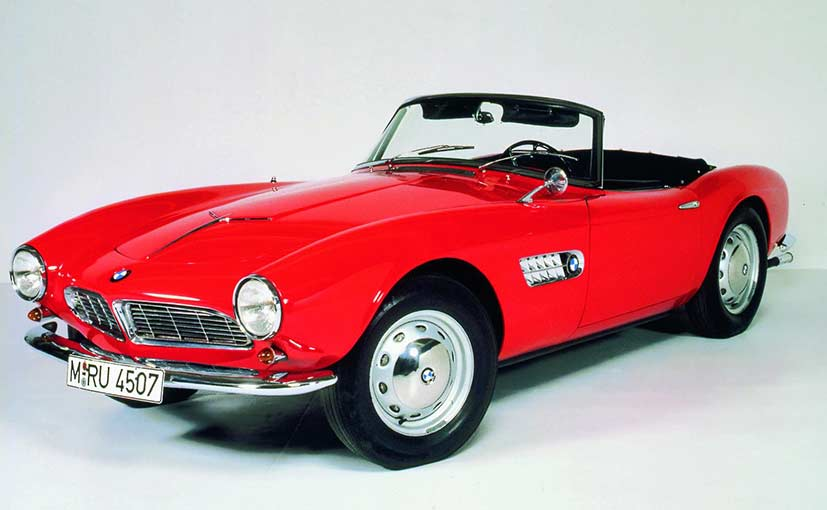 BMW 507 Roadster