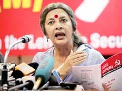 """Shameful"" That Companies Do Not Act: Brinda Karat Amid #MeToo Movement"