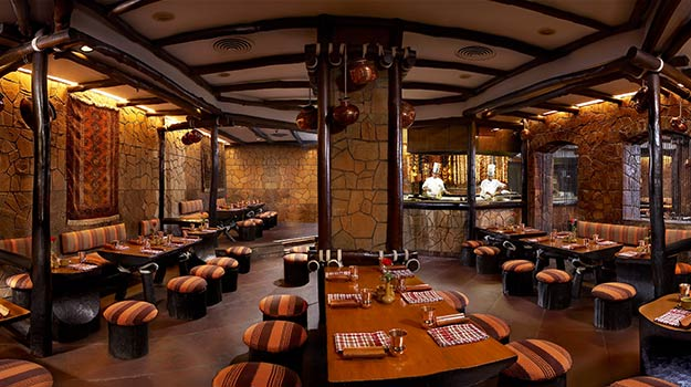 Indian Restaurant Shanghai Bukhara