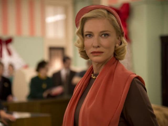 Carol Named Best LGBT Film by British Film Institute