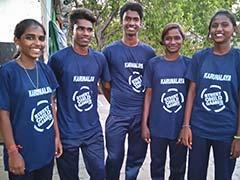 Chennai's Street Children Stars Are Champions In World Athletics Meet