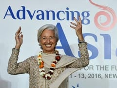 IMF's Lagarde Calls For Growth-supportive Monetary, Fiscal Policies