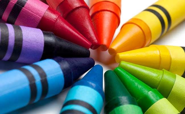 Colouring Craze Poses Headache For Crayon Makers
