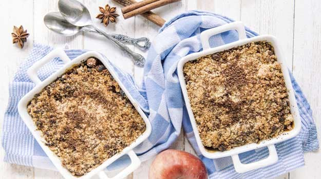 The Humble Crumble: How to Cook it to Perfection
