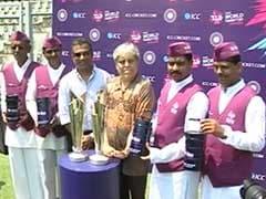आईसीसी टी-20 वर्ल्ड कप :  मुंबई के मशहूर डब्बावाले बने साझीदार, दुनिया की सैर करके लौटी ट्रॉफी