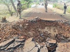 सीआरपीएफ के घायल जवानों को नक्सलियों ने करीब से गोली मारी : डीजी दुर्गा प्रसाद