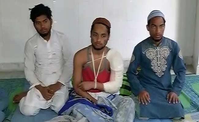 Not Asked To Chant 'Bharat Mata Ki Jai', Says Student Who Alleged Assault