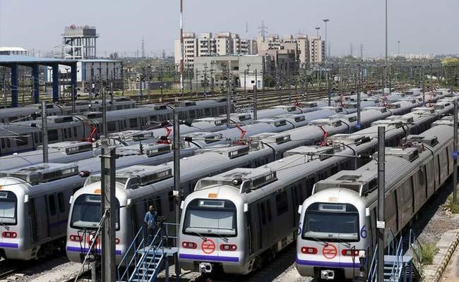 delhi metro reuters