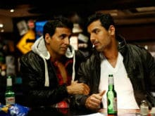 John Abraham's '<I>Guruji</i>' Akshay Kumar is a 'More Successful Actor'