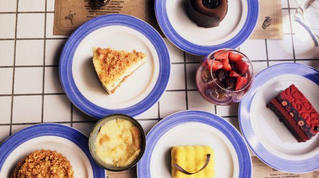 desserts at nri