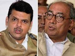 Apologise, Else Lawsuit: Chief Minister Fadnavis Warns Digvijaya Singh