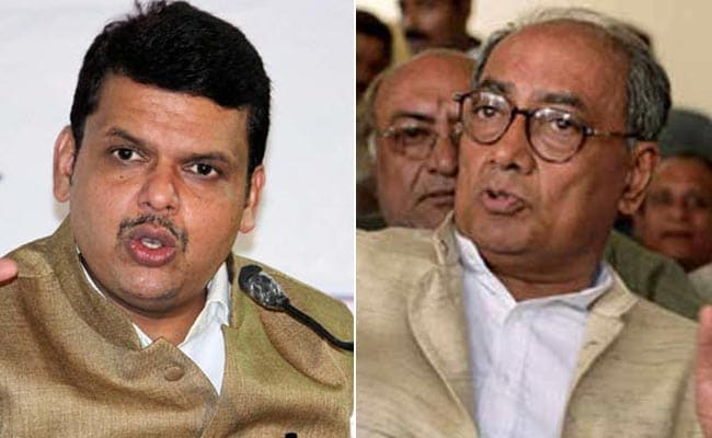 Apologise, Else Lawsuit: Chief Minister Fadnavis Warns Digvijaya Singh