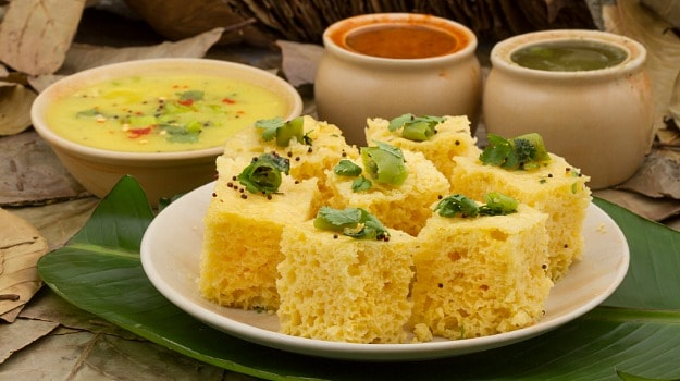 When It Comes to Dhokla, It Does Matter If It's Yellow or White