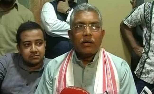 Will Chop 6 Inches If Anyone Says 'Pak Zindabad', Says BJP's Bengal Chief