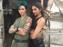 Deepika Padukone, Ruby Rose Just Found a 'Shack With an Ocean View'
