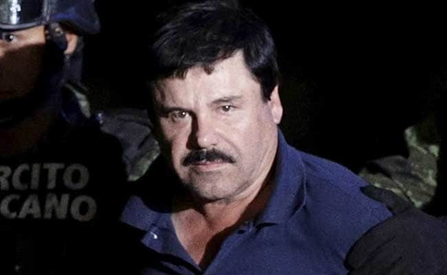 Mexican Drug Lord 'El Chapo' To Face US Trial In September