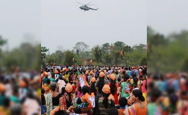 Bengal Polls: Need Choppers For Jangalmahal, Election Commission To Home Ministry