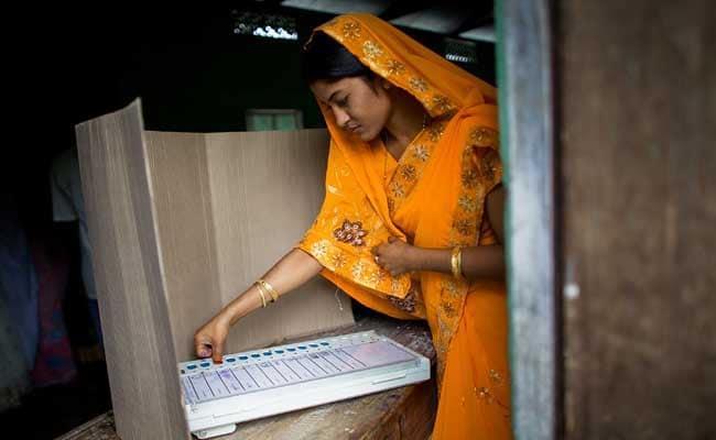 मध्य प्रदेश के 44 नगर निकाय चुनाव में 66 फीसदी मतदान