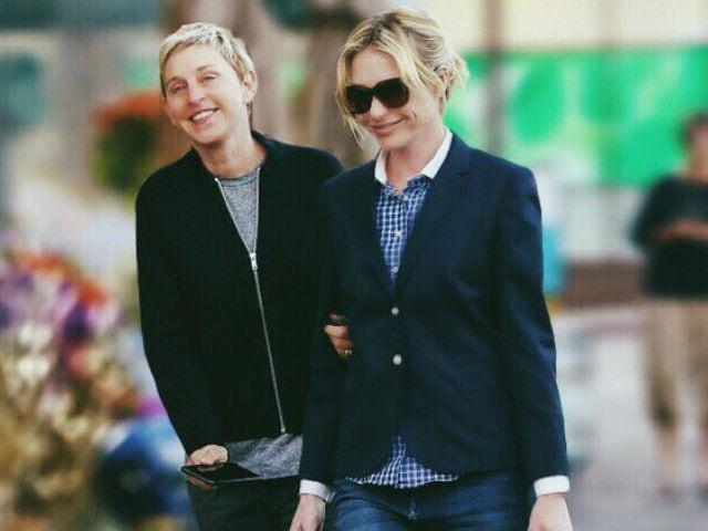 Ellen DeGeneres, Portia De Rossi to Separate?