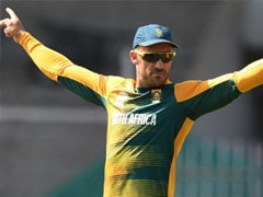 वर्ल्ड टी-20 : दक्षिण अफ्रीकी कप्तान डू प्लेसिस पर आईसीसी ने लगाया जुर्माना