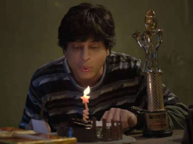 This Was Shah Rukh Khan's First Reaction to Fan Script