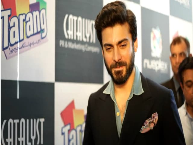 Exclusive: The Lessons Fawad Khan Learnt From Rishi Kapoor