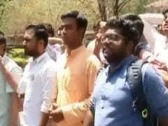 फर्ग्युसन कॉलेज मामला : पुलिस ने अज्ञात लोगों के खिलाफ दंगा करने का केस दर्ज किया