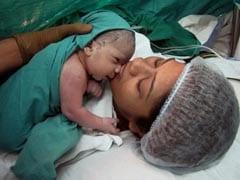 मुंबई की पहली टेस्ट ट्यूब बेबी बनी मां