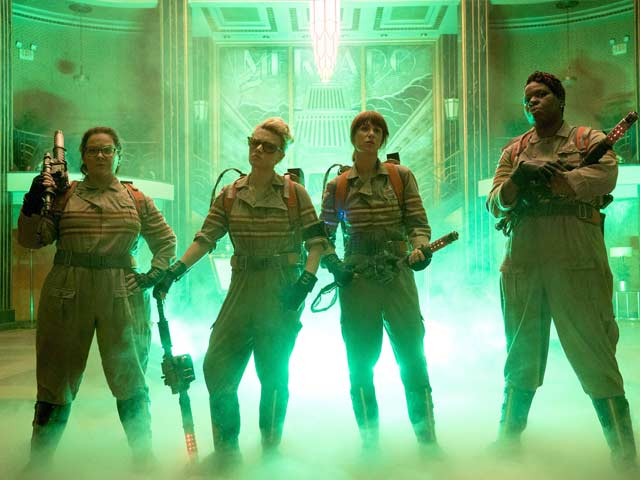 Ghostbusters Trailer #2: More Chris Hemsworth, More Laughs