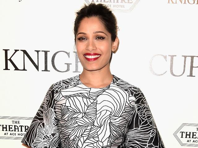 Freida Pinto Plays Mowgli's Adoptive Mother in Jungle Book: Origins