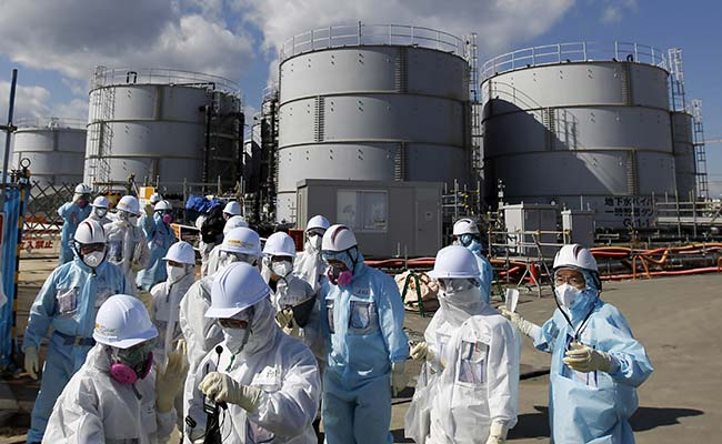 Tepco begins extending ice wall to reduce tainted water at Fukushima plant