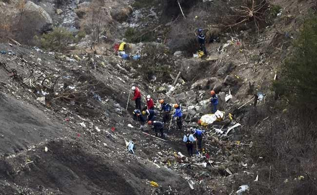 Unidentified Germanwings Remains Buried Near Crash Site
