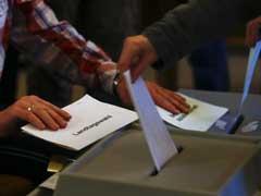 Angela Merkel's Party Suffers Losses In German State Votes